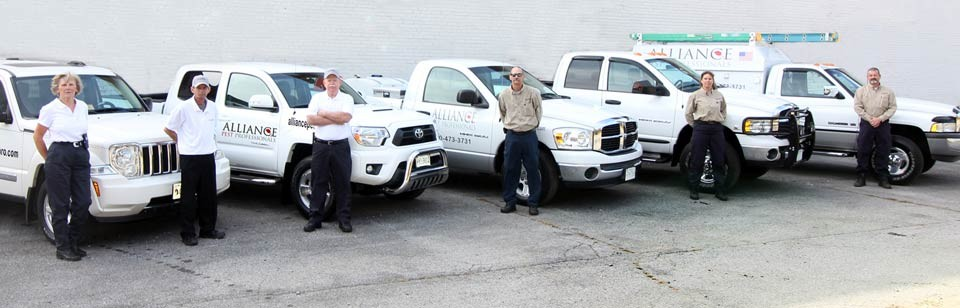 Pest Control Alliance  Alliance Pest Professionals